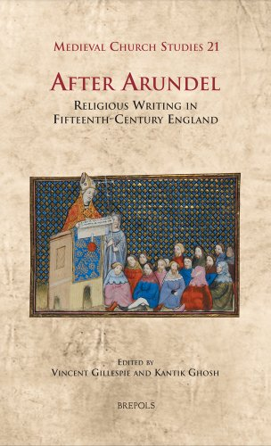 9782503534022: After Arundel: Religious Writing in Fifteenth-Century England (Medieval Church Studies)