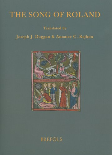 9782503544649: The Song of Roland (La Chanson de Roland - The Song of Roland: The French Corpus)