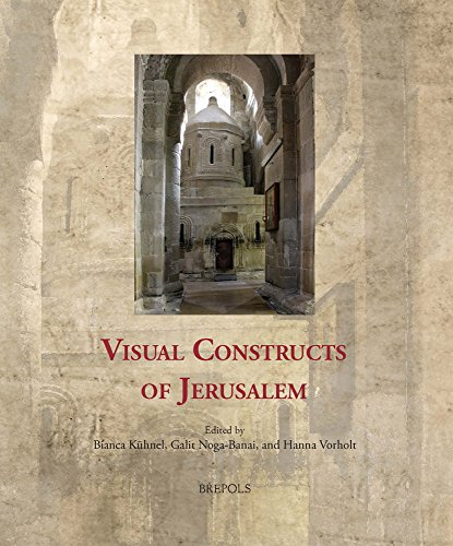 9782503551043: Visual Constructs of Jerusalem (Cultural Encounters in Late Antiquity and the Middle Ages)