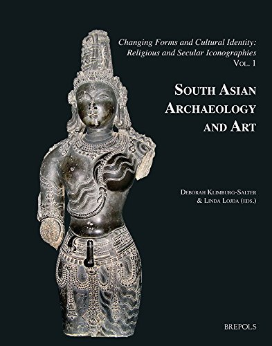 9782503552439: Changing Forms and Cultural Identity: Religious and Secular Iconographies (South Asian Art and Archaeology) (South Asican Art and Archaeology)