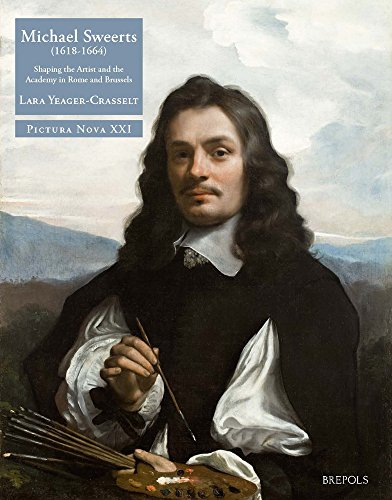 9782503555300: Michael Sweerts (1618-1664): Shaping the Artist and the Academy in Rome and Brussels (Pictura nova)