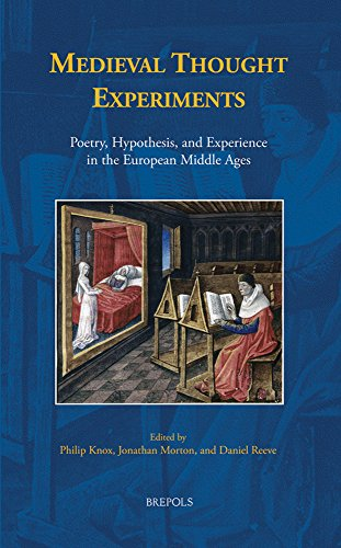 9782503576213: Medieval Thought Experiments: Poetry, Hypothesis, and Experience in the European Middle Ages (Disputatio)