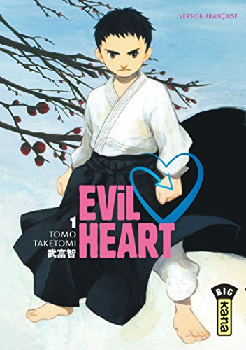 9782505000112: Evil Heart, tome 1
