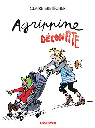 Agrippine, Tome 8 (French Edition): Bret?cher, Claire