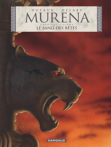 9782505000723: Murena, Tome 6 (French Edition)