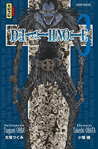 9782505000792: Death Note, Tome 3 (French Edition)