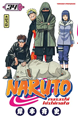 9782505002796: Naruto, tome 34