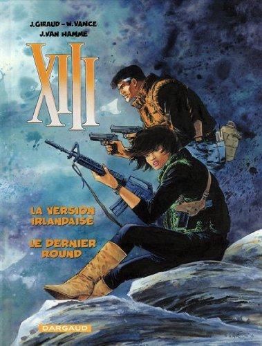 9782505002857: XIII - tome 19 - La version irlandaise / Le dernier round