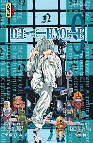9782505002970: Death Note, tome 9