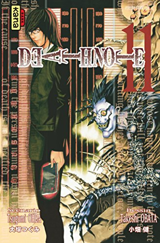 9782505003694: Death Note, Tome 11 (French Edition)