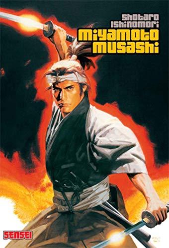 MIYAMOTO MUSASHI - ONE SHOT SENSEI: ISHINOMORI Shotarô