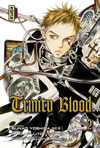 9782505004226: Trinity Blood, tome 2