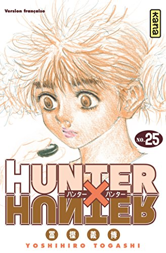 9782505005230: Hunter X Hunter, Tome 25