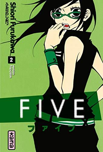 9782505005568: Five Vol.2