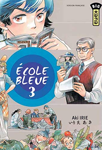 9782505005841: Ecole bleue, Tome 3 (French Edition)