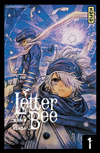 9782505005940: Letter Bee, Tome 1 (French Edition)