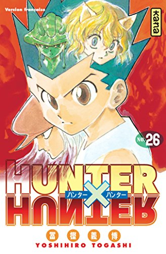 9782505006176: Hunter X Hunter, Tome 26 (French Edition)