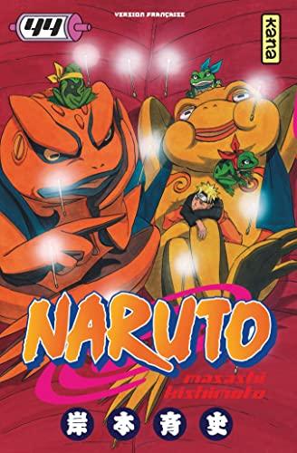 9782505007111: Naruto, Tome 44 (French Edition)