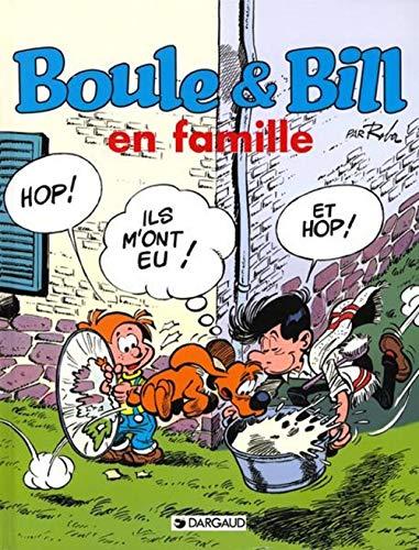 Boule & Bill En Famille: Jean Roba