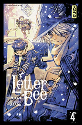 9782505007494: Letter Bee, Tome 4 (French Edition)