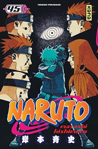 Naruto, Tome 45 (French Edition): Kana
