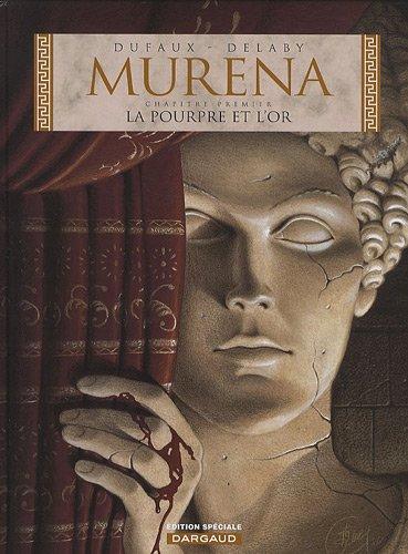 9782505007739: Murena - Edition Speciale Pourpre et l'Or (la) T1 - Edition Speciale