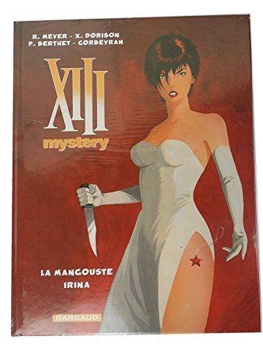 9782505007777: XIII MYSTERY la mangouste Irina