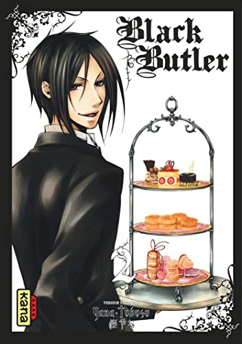 9782505008293: Black Butler Vol.2