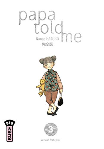 9782505008644: Papa told me, Tome 3 (French Edition)