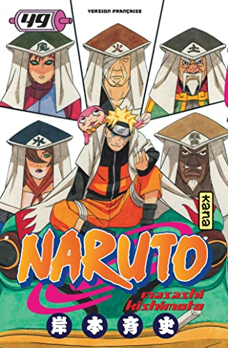 9782505008712: Naruto, Tome 49 (French Edition)