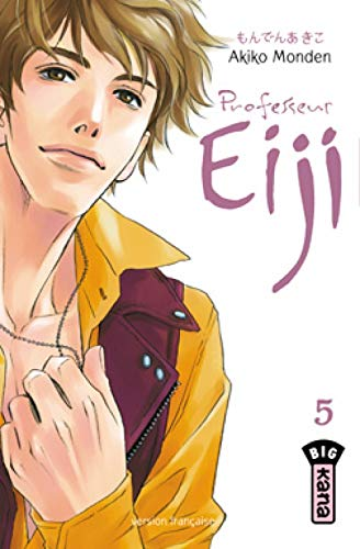 9782505008736: Professeur Eiji, Tome 5 (French Edition)