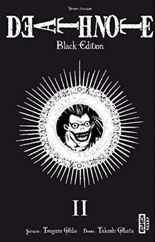 9782505009061: Death Note, Tome 2 : Black Edition