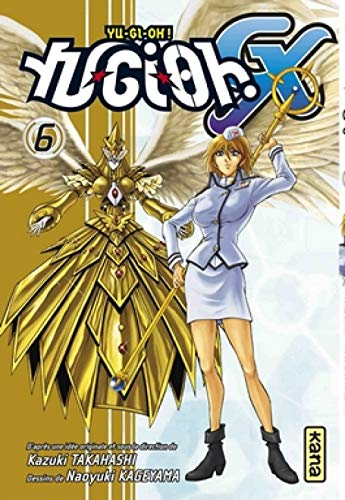 9782505009283: Yu-Gi-Oh!, Tome 6 (French Edition)