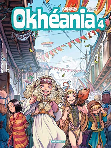 9782505009375: Okhéania, Tome 4 (French Edition)