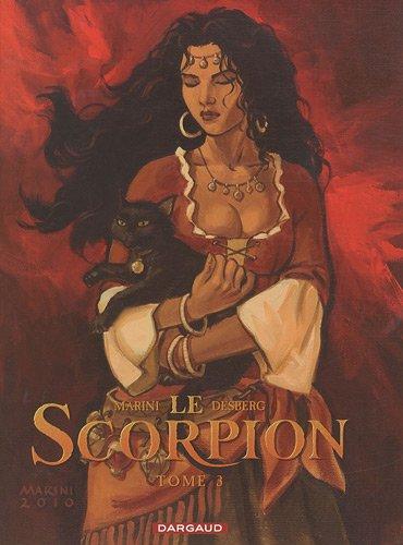 9782505009382: Le Scorpion, Tome 3 : La croix de pierre - �dition anniversaire