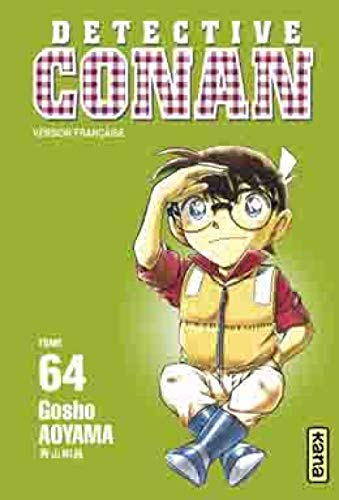 9782505010746: Détective Conan, Tome 64 (French Edition)