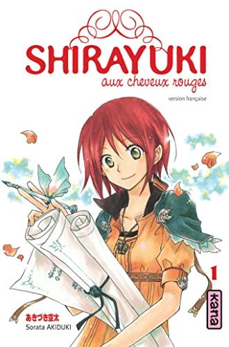 9782505010838: Shirayuki aux cheveux rouges, tome 1