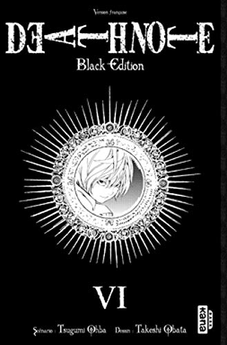 9782505010951: DEATH NOTE BLACK EDITION, tome 6