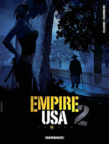 9782505011408: empire USA, saison 2 t.3