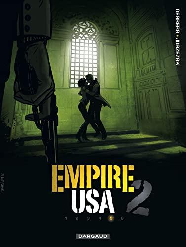 9782505011507: Empire USA - Saison 2 - tome 5 - Sans titre