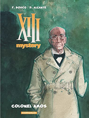 9782505011552: XIII Mystery, Tome 4 : Colonel Amos