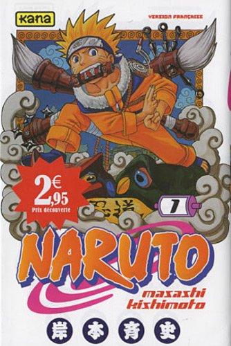 9782505011675: Naruto, Tome 1 :
