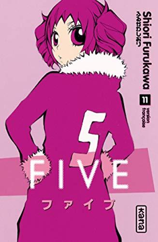 9782505012092: Five Vol.11