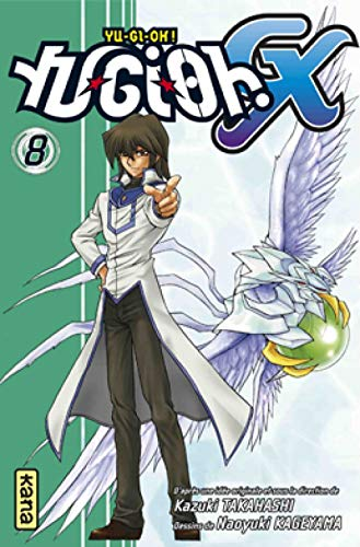9782505012191: Yu-Gi-Oh ! GX, Tome 8 (French Edition)