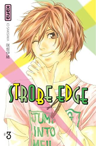 9782505012399: Strobe edge, Tome 3 (French Edition)