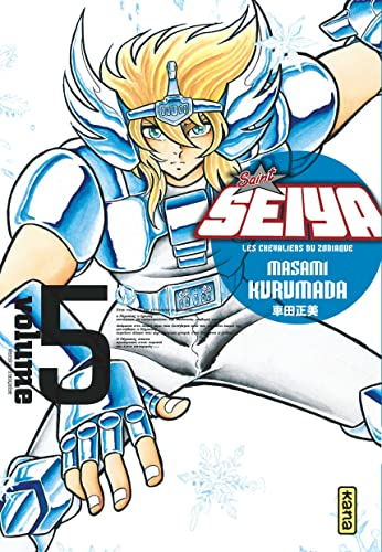 9782505012474: Saint Seiya - Deluxe (les chevaliers du zodiaque), tome 5