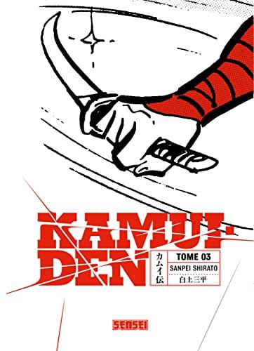 9782505012795: Kamui-Den, Tome 3 :