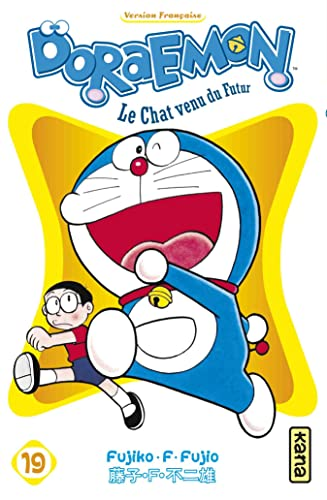 9782505013549: Doraemon Vol.19