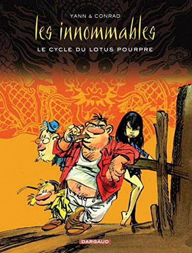 9782505013594: Les Innommables - Intégrales - tome 4 - Intégrale Innommables - cycle du Lotus Pourpre