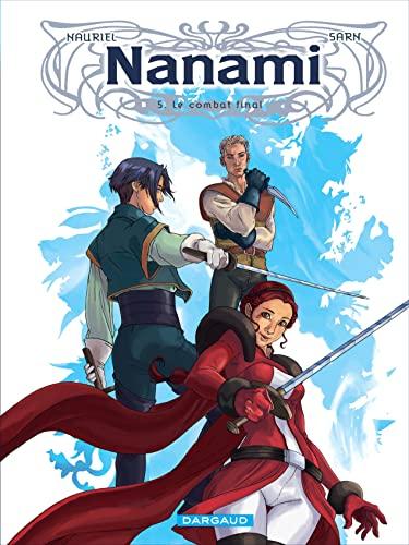 9782505013860: nanami t.5 nanami 5 : le combat final